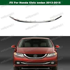 CPP Chrome Front Bumper Molding for 2013-2015 Honda Civic