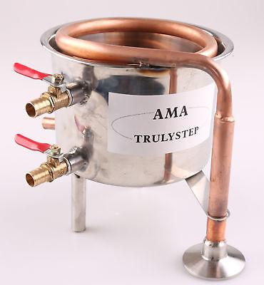 Rostfreier Stahl Kühlrohre Expressive Für 2 Töpfe Destille Destillieranlage Kupfer