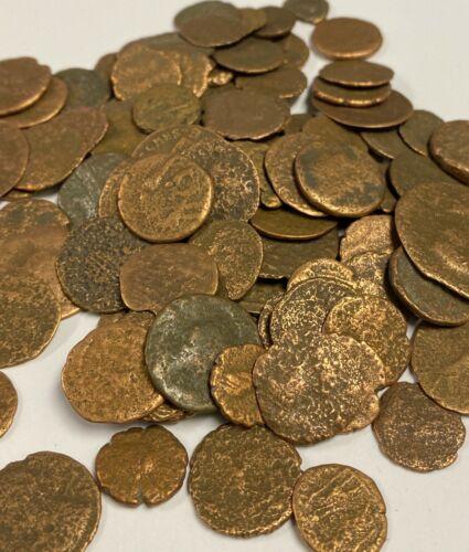 27-476 AD Authentic Ancient Bronze Roman Empire Coin
