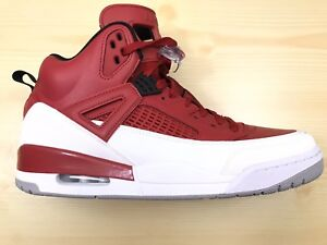 new styles fea48 e91c9 Image is loading Men-039-s-Jordan-Spizike-Shoes-Gym-Red-