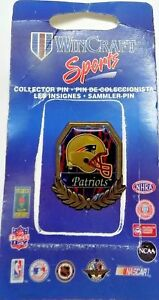 Pins wincraft SPORTS Collector Pin Patriots