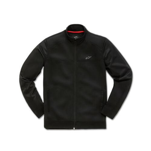 Pace Track Jacket Alpinestars Lg Black1038-11030-10-L