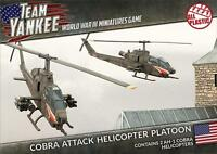 Team Yankee - Us: Cobra Attack Helicopter Platoon Tubx05