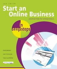 Start an Online Business in Easy Steps: Practical Help for-ExLibrary