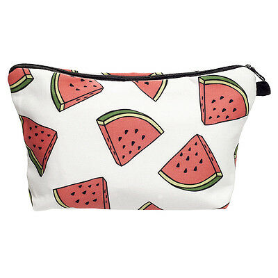 Travel Cosmetic Bag Makeups Cases Multifunction Toiletry Zipper Wash Organizer