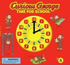 Curious George: Time for School by Houghton Mifflin (Paperback, 2011)