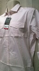 IDEAL-XMAS-GIFT-BURTONS-Mens-pink-shirt-Size-S-M-L-XL-NEW-RRP-28