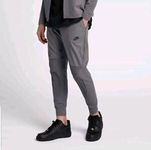 Xl Nike 892553 Joggers Grijze Fleece Gebreide Tech Maat 036 Broek Broek 8waw4T