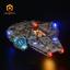 Remote control LED Light Kit For LEGO Star War 75105 //05007 Millennium Falcon