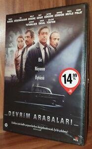 Tuerkische-Filme-Devrim-Arabalar-DVD-Turkish-Movies-Neu-OVP-Multi-subs