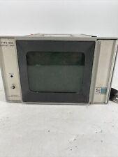 Vintage Tektronix Type 602 Display Unit Cathode Ray Tube Powers On