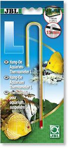 Diplomatique Jbl Accrocher Sur Aquarium Thermomètre Grand-afficher Le Titre D'origine