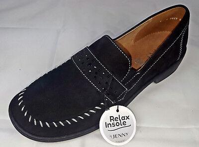 Ausverkauf Jenny by ara Schuhe Slipper schwarz Halbschuhe weite H Neu 365 4792 | eBay