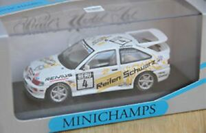MINICHAMPS-FORD-ESCORT-COSWORTH-diecast-models-TEAM-WOLF-RACING-DTT-1994-1-43rd