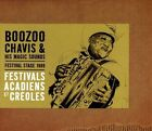 Festival Stage 1989: Festivals Acadiens Et Cr'oles [Digipak] by Boozoo Chavis & His Magic Sounds/Boozoo Chavis (CD, Nov-2013, Valcour)
