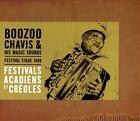 Festival Stage 1989: Festivals Acadiens Et Cr'oles [Digipak] by Boozoo Chavis & His Magic Sounds/Boozoo Chavis (CD, Nov-2013, Valcour)