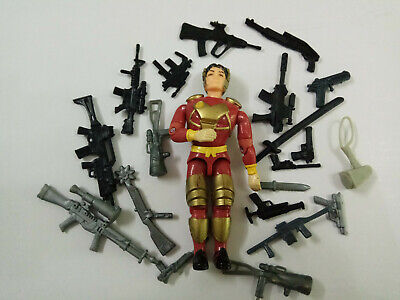 """3.75/"""" Gi Joe  Lanard The Corps Soldier Figure  with 20pcs accessories  Toy"""