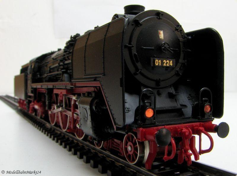 prezzi equi ROCO 04119 a DRG traino Tenderlok BR BR BR 01 224 EPOCA II 3l =  negozio d'offerta