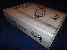 GROVE GMK 4080 CRANE PARTS CATALOG BOOK MANUAL