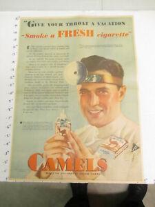 newspaper-ad-1931-CAMEL-cigarettes-medical-doctor-endorse-AW-FULL