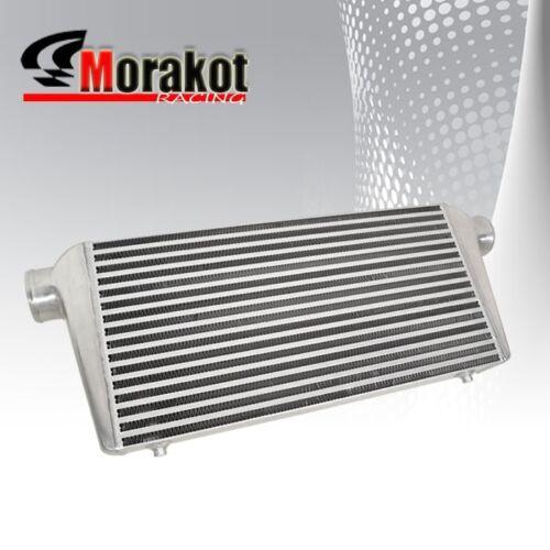 "Car Auto 31/""X11.5/""X3/"" Fmic Bar /&Plate JDM Front Mount Turbo Aluminum Intercooler"