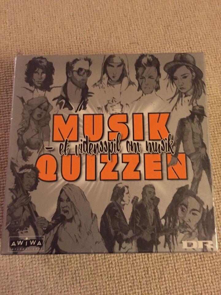 Musikquizzen, Familiespil, andet spil