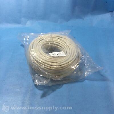 100 FT FNIP 5E GW SECURITY GW-CAT100 ETHERNET PATCH CABLE