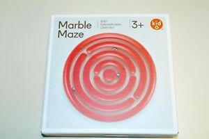 Details about Kid O Marble Maze Labyrinth Game Red - Learn Problem Solving,  Dexterity