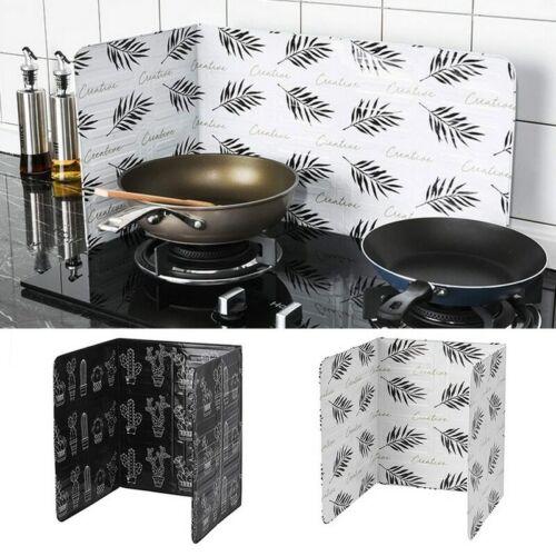 Black//White Foil Oil Block Barrier  Aluminum Anti-Deflator Insulation Oil Baffle
