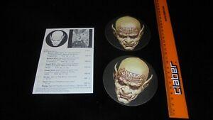 KREATOR-Behind-the-mirror-STICKERs-merchandise-postcard-1987-Promo