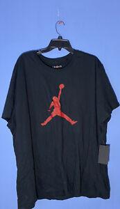 RARE!! NIKE Mens Air Jordan Jumpman Logo T Shirt CJ0921 010 Size 3XL