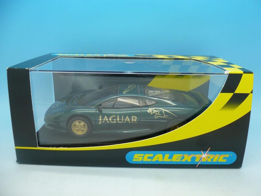 Scalextric Jaguar XJ220 Final Decoration sample for Enthusiasts club