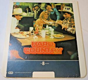 Hard-Country-1980-CBS-FOX-video-Kim-Basinger-CED-video-Disc-videodisc-movie
