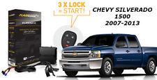 Flashlogic Remote Start for Chevy Silverado 1500 2007-2013 Plug N Play T Harness