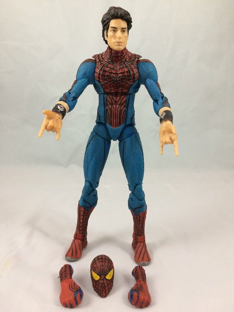 MARVEL DIAMOND SELECT 2012 THE AMAZING SPIDER-MAN (ANDREW GARFIELD) 7IN FIGURE