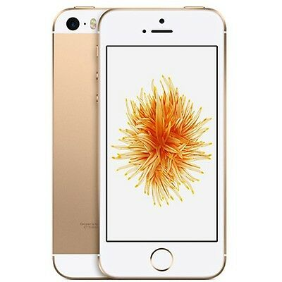 Apple iPhone SE 16GB Gold (Unlocked/SIM FREE) 1 Year Warranty Grade A Excellent