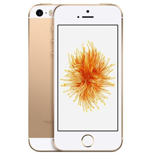 Apple iPhone SE 16GB Gold (Unlocked/SIM FREE) 1 Year Warranty Grade A Excellent