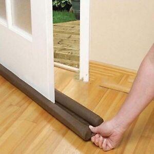 Tür Isolator Wind Staub Blocker Schutz Außen Vakuumiergerät Stopper Vorräte Neu