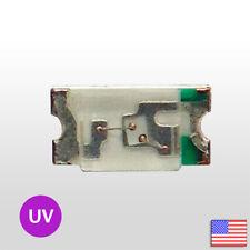 20pcs 0603 Smd Uv Super Bright Led Leds Lamp Light Best Price Fast Us Ship