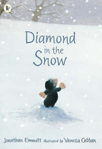 Diamond-in-the-Snow-Emmett-Jonathan-Very-Good-Book
