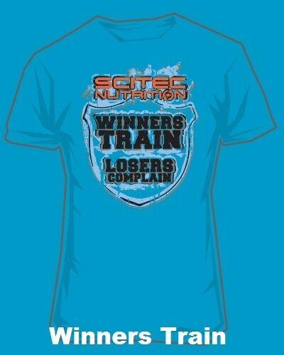 Scitec Nutrition Shirt Sportshirt Freizeitshirt Bekleidung 20/% Rabatt für 4 St