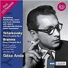 Tchaikovsky: Piano Concerto No. 1; Brahms: Piano Concerto No. 2 (2013)
