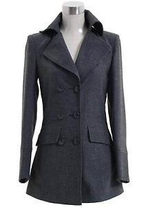Harry-Potter-Hermione-Granger-Grey-Coat-Jacket-Uniform-Halloween-Costume