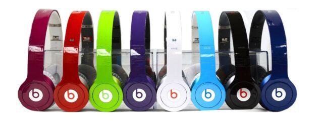 Beats Solo HD By Dr. Dre Beats Solo HD On-Ear Genuine Headphones