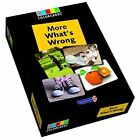 More What's Wrong 9781909301283 by Speechmark Publishing Limited Cards