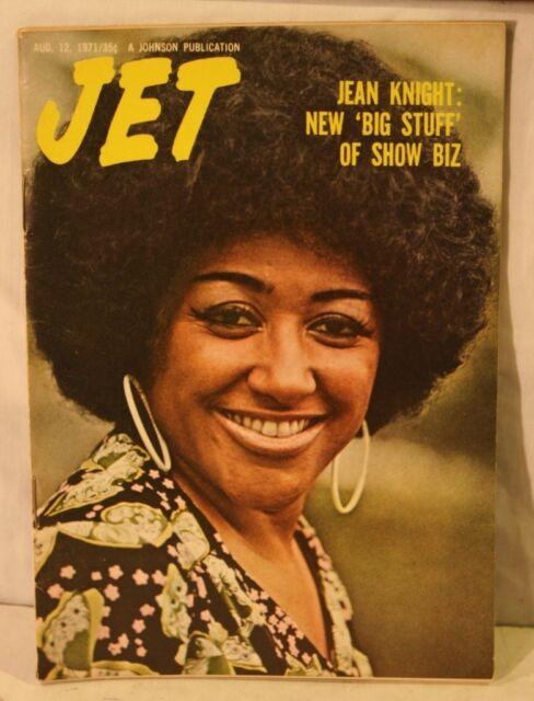 Jet magazine August 12, 1971 Jean Knight | eBay