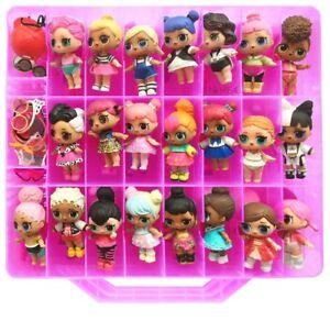 Personalised LOL Dolls Storage Case Bag
