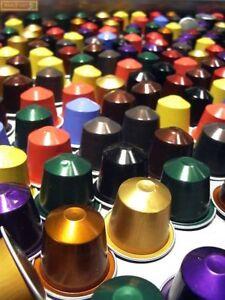 200 capsules nespresso original coffee capsules pods all. Black Bedroom Furniture Sets. Home Design Ideas