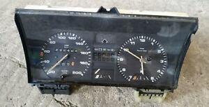 VW-Golf-2-Jetta-Scirocco-mk2-GTD-GTI-G60-16v-VR6-Speedometer-Cluster-200km-OEM