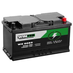 Autobatterie-WINTER-12V-100Ah-Starterbatterie-WARTUNGSFREI-TOP-ANGEBOT-NEU